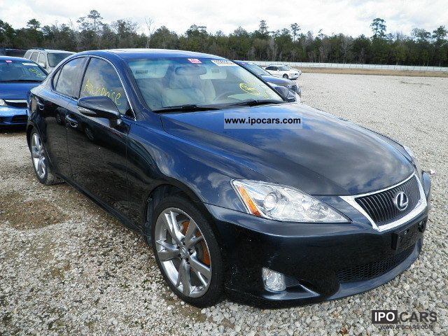2009 lexus is 250 car photo and specs. Black Bedroom Furniture Sets. Home Design Ideas