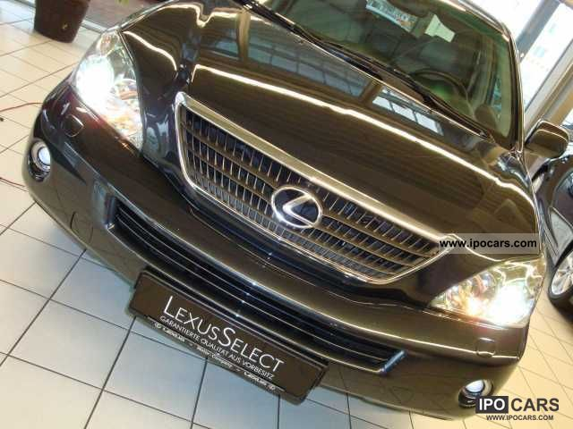 Lexus  RX 400h Executive 2005 Hybrid Cars photo