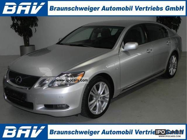Lexus  GS 450 Hybrid Navi Xenon Leather Camera 2007 Hybrid Cars photo