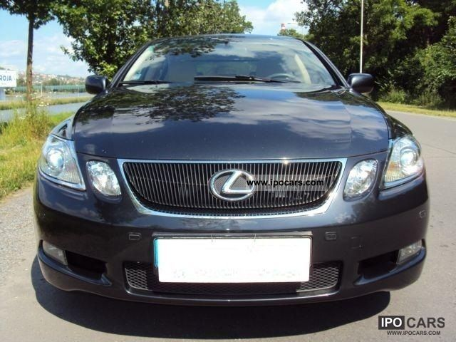 Lexus  GS 450h 2007 Hybrid Cars photo