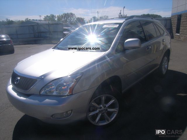 2009 lexus rx 350 car photo and specs. Black Bedroom Furniture Sets. Home Design Ideas