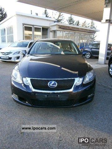 Lexus  GS 450h Luxury Line * GPS * Camera * Xenon * leather * KeyG 2008 Hybrid Cars photo