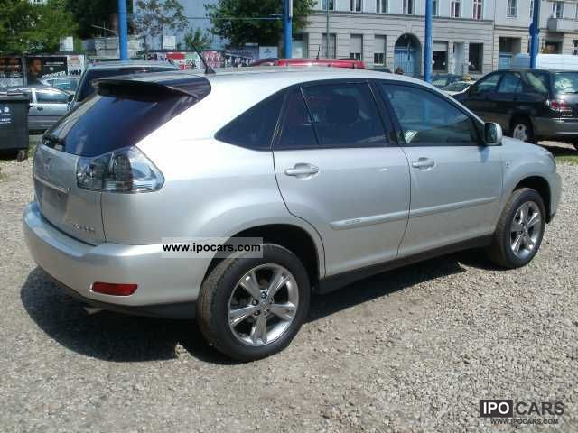 2007 Lexus  RX 400h (hybrid) Executive Off-road Vehicle/Pickup Truck Used vehicle photo
