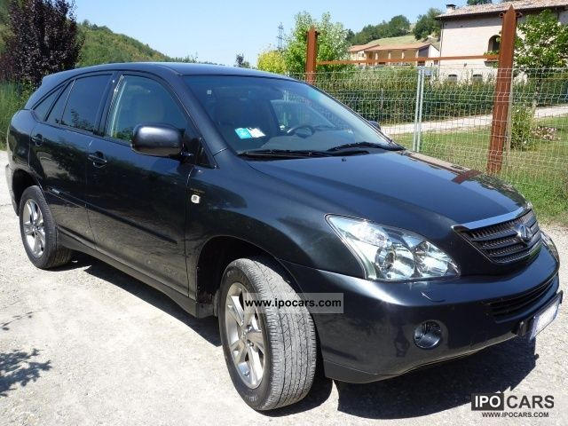 Lexus  RX 400h Executive IBRIDA PERFETTA 2007 Hybrid Cars photo