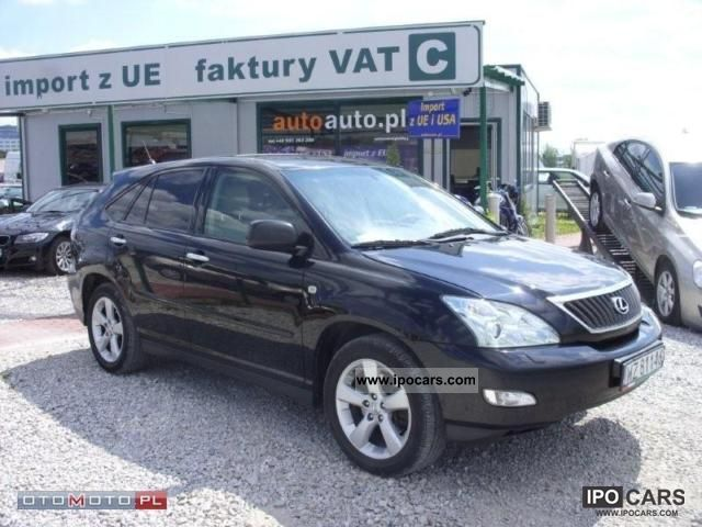 2007 Lexus  SALON RX350 POLSKA BEZWYPADKOWY Off-road Vehicle/Pickup Truck Used vehicle photo