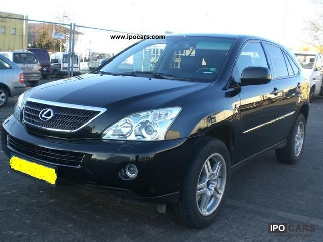 2008 Lexus  RX 400h (hybrid) Executive Off-road Vehicle/Pickup Truck Used vehicle (business photo