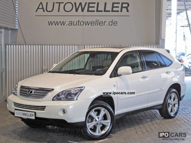 Lexus  EXECUTIVE RX 400h, with NAVI CAMERA, SUNROOF 2007 Hybrid Cars photo