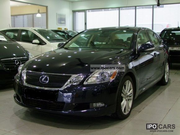 Lexus  GS 450h 2008 Hybrid Cars photo