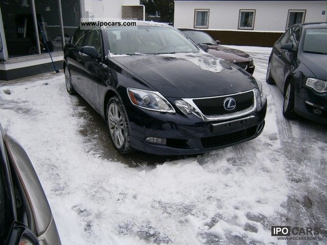 2009 Lexus  GS 450h Luxury Line * GPS * Camera * Xenon * leather * KeyG Limousine Used vehicle photo