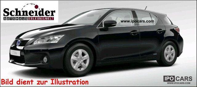 2011 Lexus  CT 200h Limousine New vehicle photo