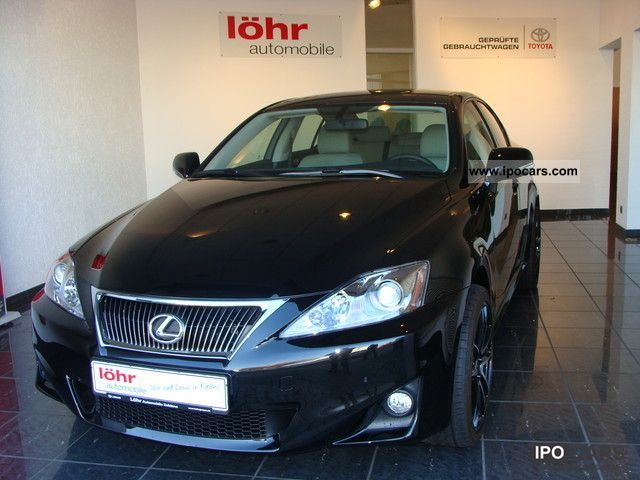 2012 Lexus  IS 200d day registration Limousine Used vehicle photo
