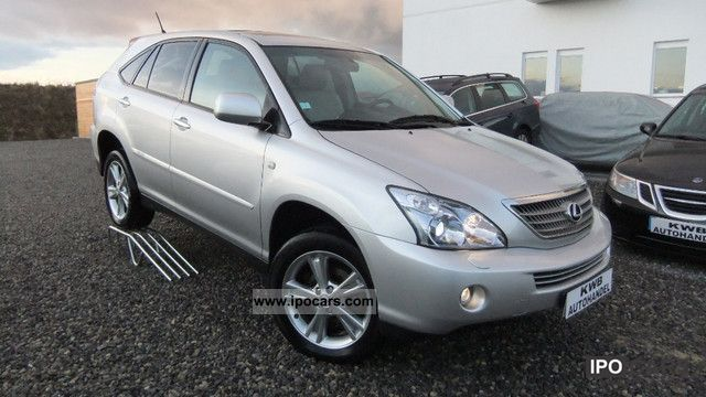 Lexus  RX 400h (hybrid) CAMERA, XENON, NAVI, TOP CONDITION 2008 Hybrid Cars photo