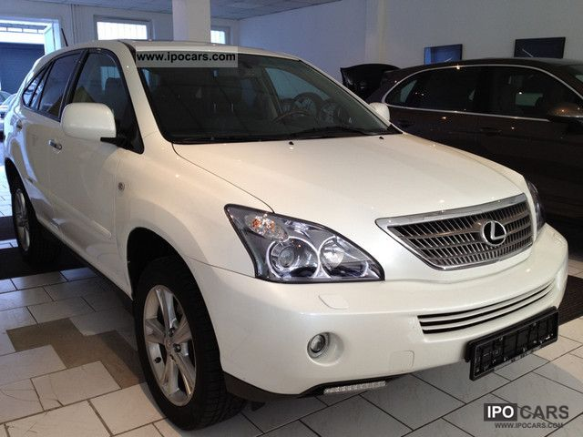 Lexus  RX 400h (hybrid) 2008 Hybrid Cars photo