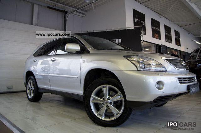 2008 Lexus  RX 400 Hybrid, Full option ** ** vision, xenon ... Off-road Vehicle/Pickup Truck Used vehicle photo