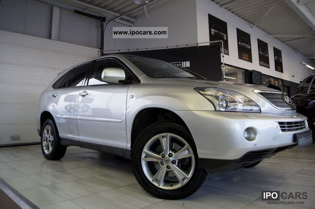 Lexus  RX 400 Hybrid ** Full ** option, Navi, Xenon, DVD 2008 Hybrid Cars photo