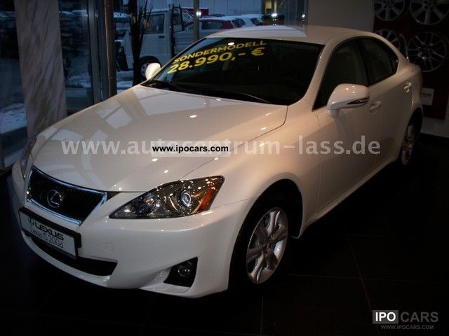 2012 Lexus  IS 200d Limousine Demonstration Vehicle photo