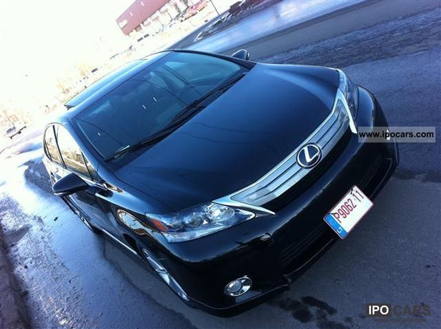 Lexus  HS250h 2010 Hybrid Cars photo