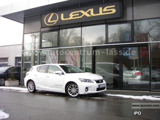 Lexus  CT 200h dynamic line of comfort and convenience 2012 Hybrid Cars photo