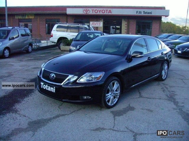 2009 Lexus  GS 450h 24V Ambassador -853 - Limousine Used vehicle photo