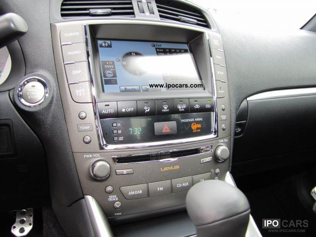2011 lexus is 220d f sport navigation car photo and specs. Black Bedroom Furniture Sets. Home Design Ideas