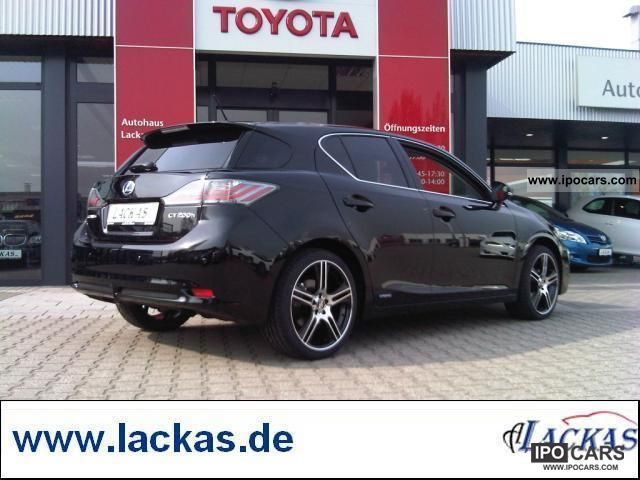 Lexus  CT 200 hybrid \ 2012 Hybrid Cars photo