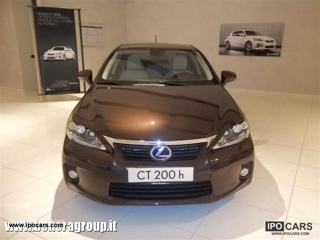Lexus  CT 200h Luxury 2006 Hybrid Cars photo
