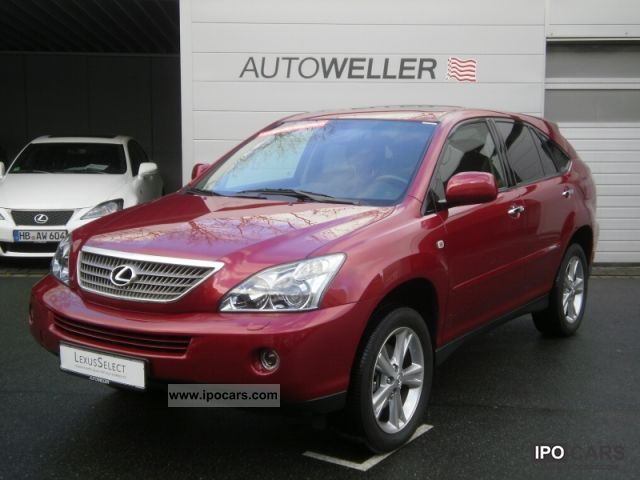2008 Lexus  RX 400 H Auto executive, leather, navigation Off-road Vehicle/Pickup Truck Used vehicle photo
