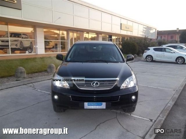Lexus  Plus RX 400 h 2009 Hybrid Cars photo