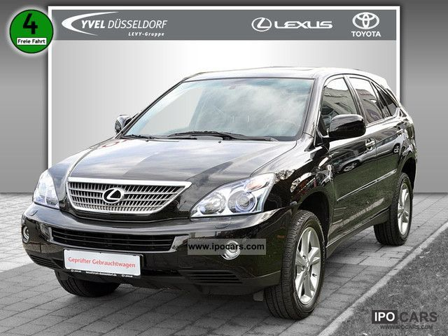 Lexus  RX 400h Executive Line NAVIGATION XENON 2009 Hybrid Cars photo