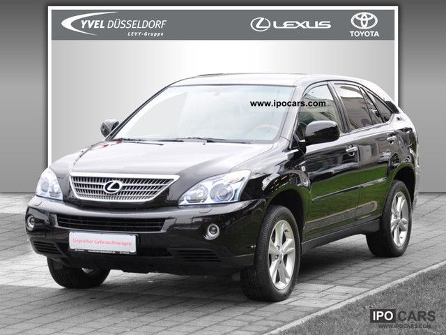 Lexus  RX 400h Executive LEATHER NAVIGATION 2009 Hybrid Cars photo