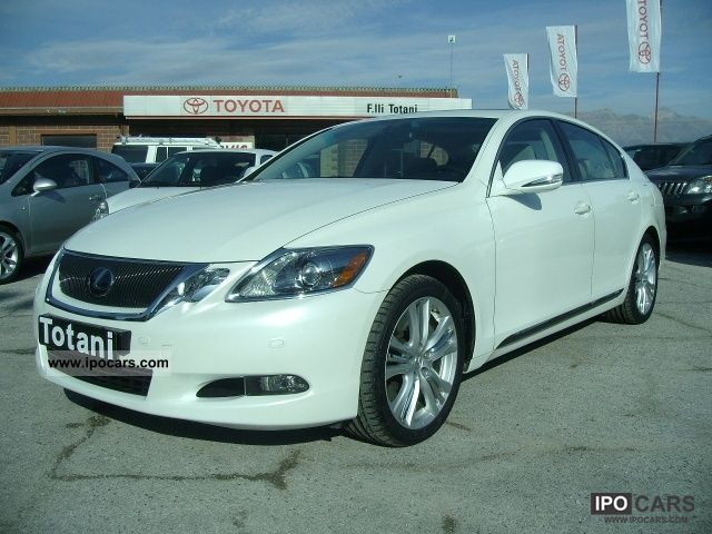 2009 Lexus  GS 450h 24V Ambassador Ibrida -551 - Limousine Used vehicle photo