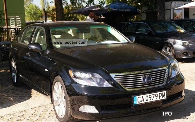 Lexus  LS 600h L President 2007 Hybrid Cars photo