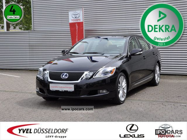 Lexus  GS 450h 5.99% EFF * NAVIGATION 2009 Hybrid Cars photo