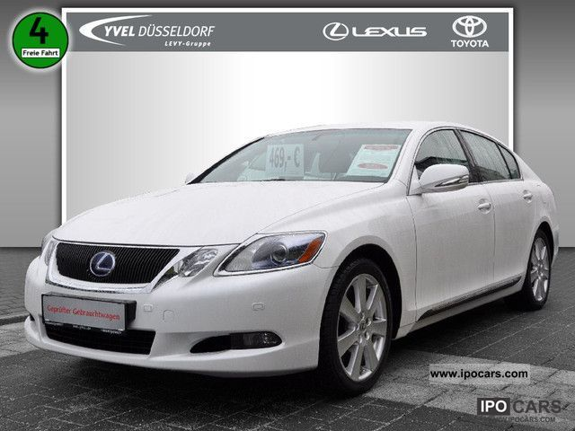 Lexus  GS 450h Luxury Line NAVIGATION 2010 Hybrid Cars photo