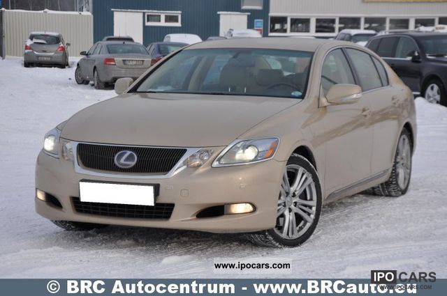 Lexus  GS 450H 03.05 HSD President Dynamic Auto Matas 2010 Hybrid Cars photo