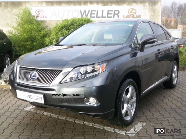 Lexus  RX450h EXECUTIVE LINE 2009 Hybrid Cars photo