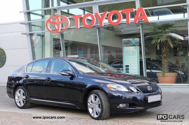 Lexus  GS 450h Luxury Line + sunroof 2010 Hybrid Cars photo