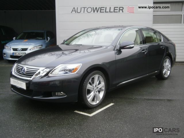 Lexus  GS 450h Luxury Line, Automatic, Navigation, leather, 2010 Hybrid Cars photo