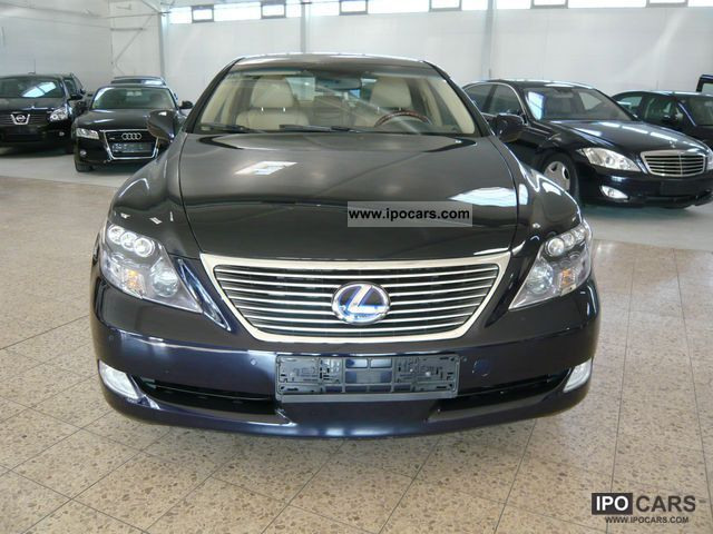 Lexus  LS 600h president \ 2008 Hybrid Cars photo