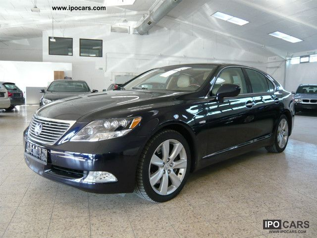 2008 lexus ls 600h president car photo and specs. Black Bedroom Furniture Sets. Home Design Ideas