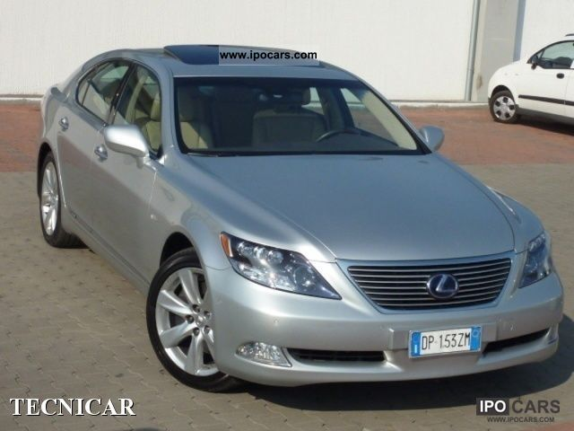Lexus  LS 600 LUXURY hibrid super full 2008 Hybrid Cars photo