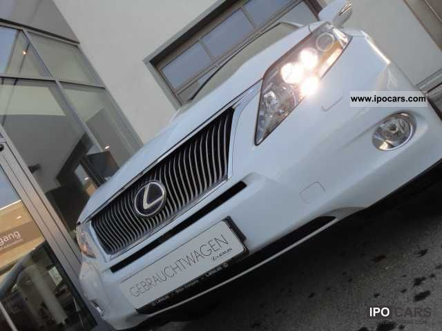 Lexus  RX 450h White Line Impression 2011 Hybrid Cars photo