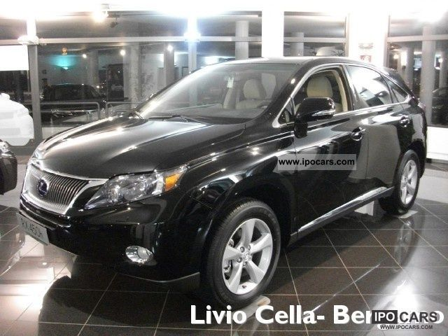 2012 Lexus  RX 450h FWD con garanzia fino a 500 000 km o 4 a Off-road Vehicle/Pickup Truck Pre-Registration photo