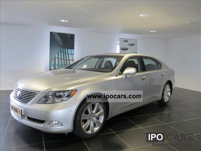 Lexus  LS 600h L PRESIDENT 2009 Hybrid Cars photo