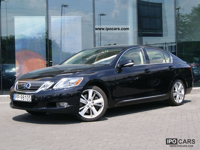 Lexus  GS 450 ELEGANCE + NAVI GPS 2010 Hybrid Cars photo