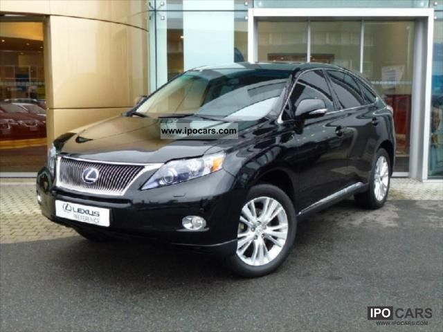 Lexus  RX 450 3.5 V6 Pack Président 2009 Hybrid Cars photo