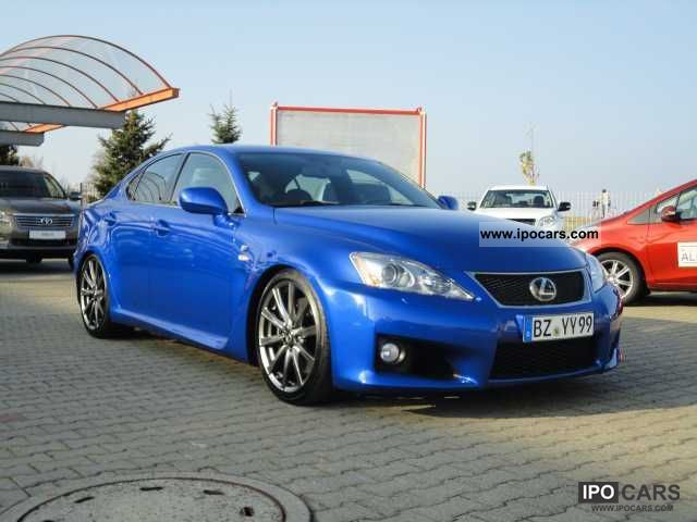 2010 lexus is f car photo and specs. Black Bedroom Furniture Sets. Home Design Ideas