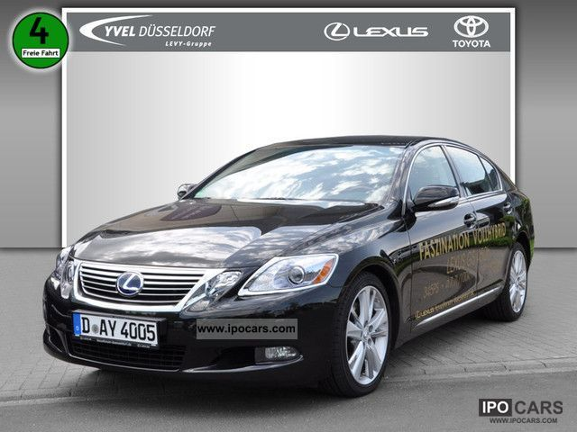 Lexus  GS 450h Luxury Line NAVIGATION BI-XENON 2011 Hybrid Cars photo