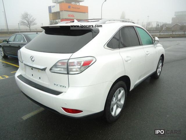 2012 lexus rx 350 awd in stock t1 53 car photo and specs. Black Bedroom Furniture Sets. Home Design Ideas