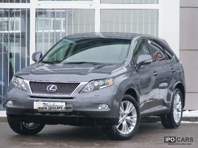 Lexus  RX 450h Executive Line 2012 Hybrid Cars photo
